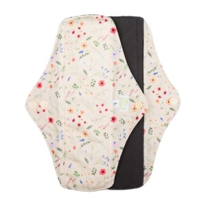 Baba+Boo Wildflowers Large Sanitary Pads