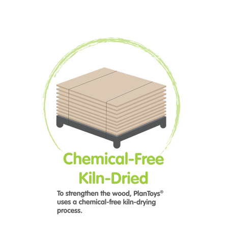 chemical free wooden plan toys