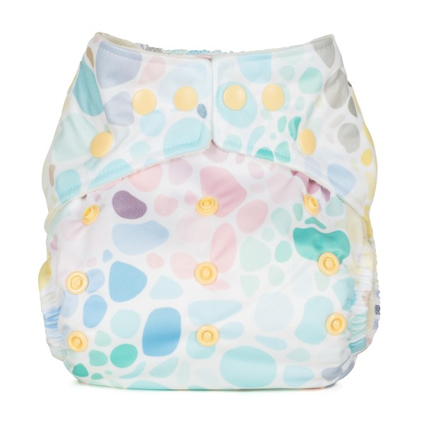 Baba+Boo Pebbles One Size Reusable Nappy