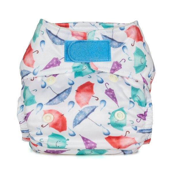 Baba+Boo Umbrellas Newborn Reusable Nappy