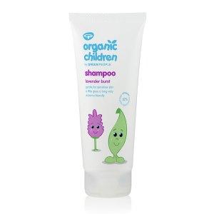 Green People organic shampoo