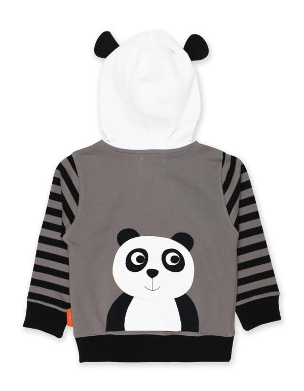 panda hoodie back