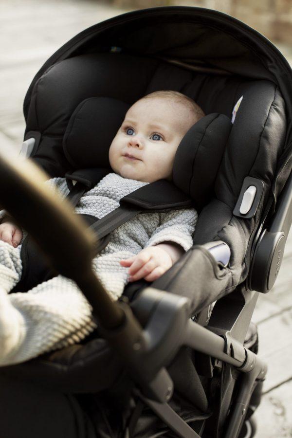 infant seat pushchair