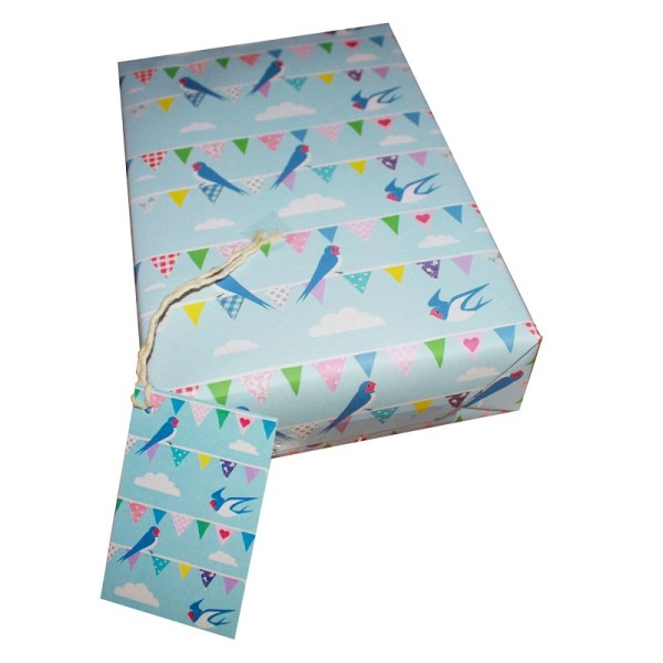 bunting paper