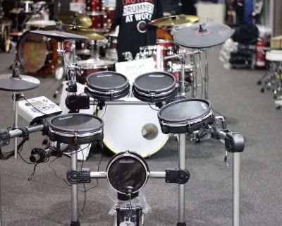 Electronic Drums and Amplifiers