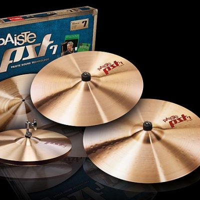 Paiste Sound Technology Universal Cymbal Box Set