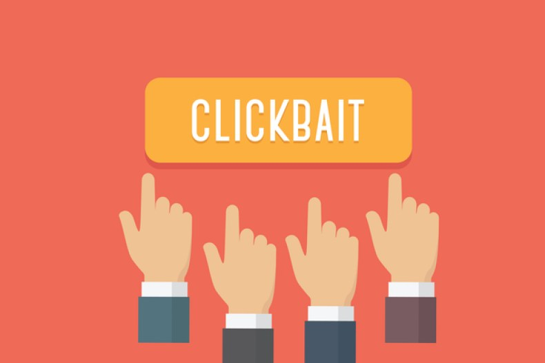 Clickbait, what is it and why do people use it? | Fake News & Social Media