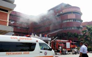 Kebakaran Hospital Sultanah Aminah (HSA)
