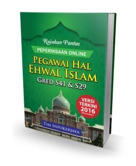 Contoh Soalan Peperiksaan Pegawai Hal Ehwal Islam S29 Dan S41