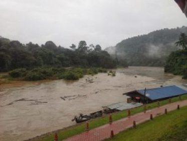Semak Paras Air Sungai Dan Status Banjir Terkini