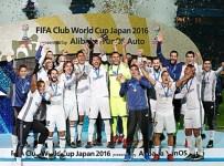 Real Madrid Juara Kelab Dunia 2016