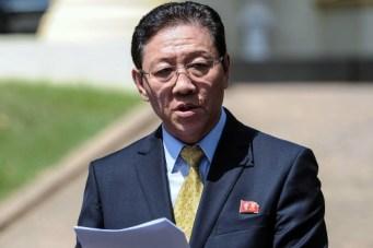 Putuskan Hubungan Dengan Korea Utara