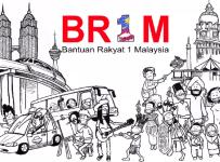 Bantuan Sara Hidup (BR1M) Dihapuskan