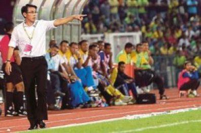 Status Mario Gomez Jurulatih Harimau Malaya
