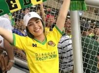 Janna Nick, Che Ta Yakin Kedah Julang Piala FA 2017
