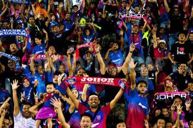 JDT Juara Liga Super 2017