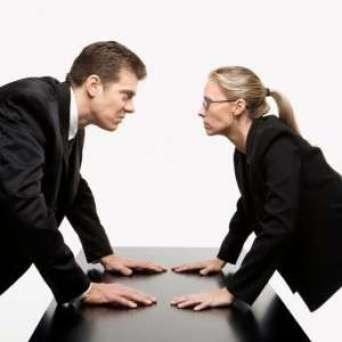 Cara Kawal Marah Di Tempat Kerja