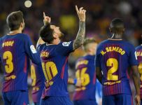 Liga Sepanyol Tanpa Barcelona Selepas Oktober 2017