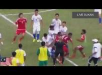 Video Perlawanan Persahabatan Malaysia UAE