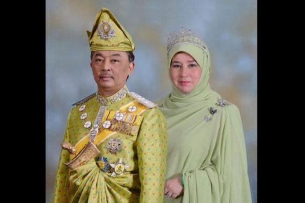 Sultan Pahang YDP Agong Yang Baru