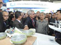 Kereta Terbang Malaysia Vector