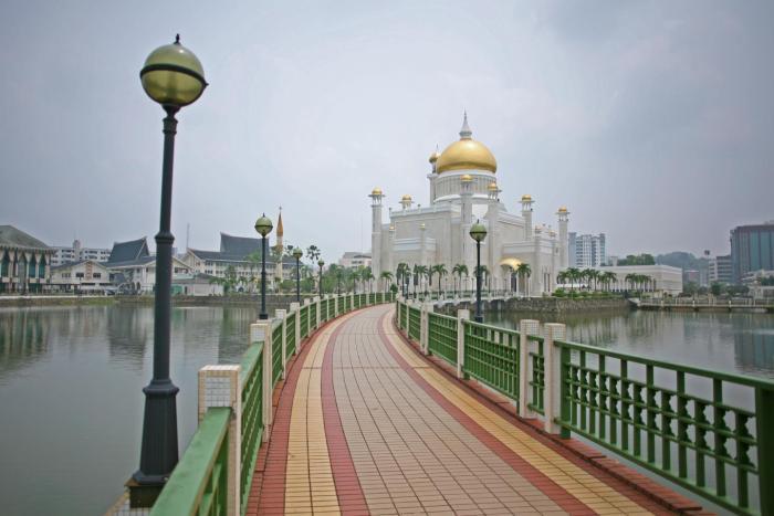 Brunei Laksana Hukum Hudud