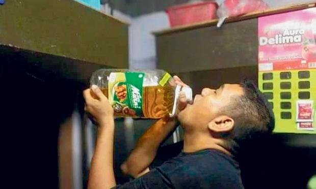 Dah Minum Minyak Sawit Belum?
