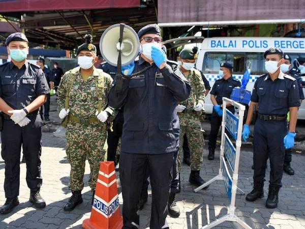 Total Lockdown, Perintah Berkurung, PKPD. Bagaimana Situasi Tersebut?