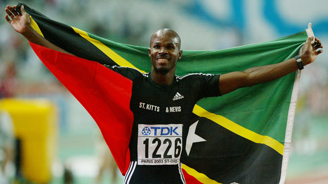 St.Kitts to rename Silver Jubilee Stadium in honor of Kim Collins
