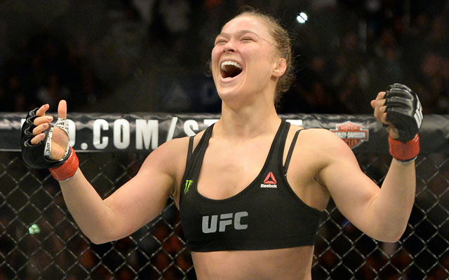 Ronda Rousey Annihilates Bethe Correria In Epic UFC 190 Fight