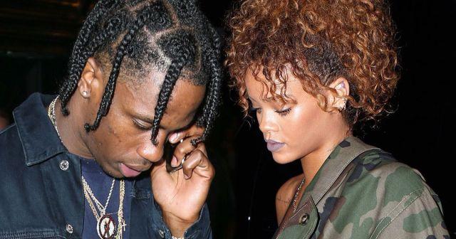 Is Travi$ Scott Rihanna's New Bae?