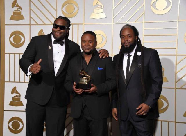 Jamaica's Morgan Heritage Wins Grammy For Best Reggae Album