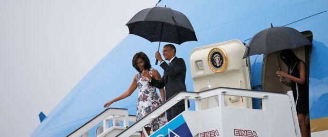 Barack Obama Makes Historic Visit To Cuba