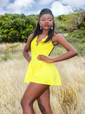 Vashina Bolus To Represent SKN In First Ever Miss Regal International Pageant In Antigua
