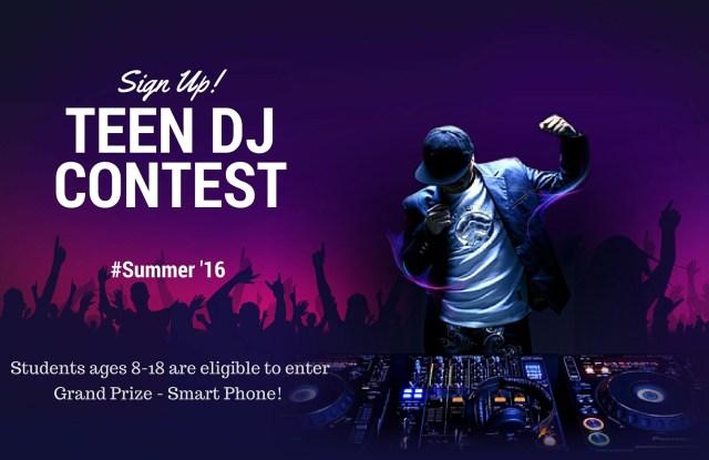 Carambola Teen DJ Contest