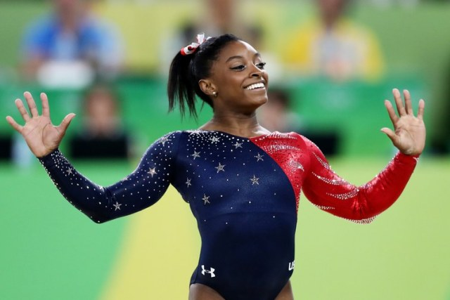 Simone Biles Brings #BlackGirlMagic To Rio For the 2016 Olympic Games
