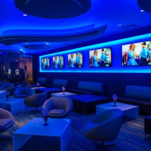 Sky Ultra is a great venue to continue the party and have plenty of celebratory or consolatory drinks!!!