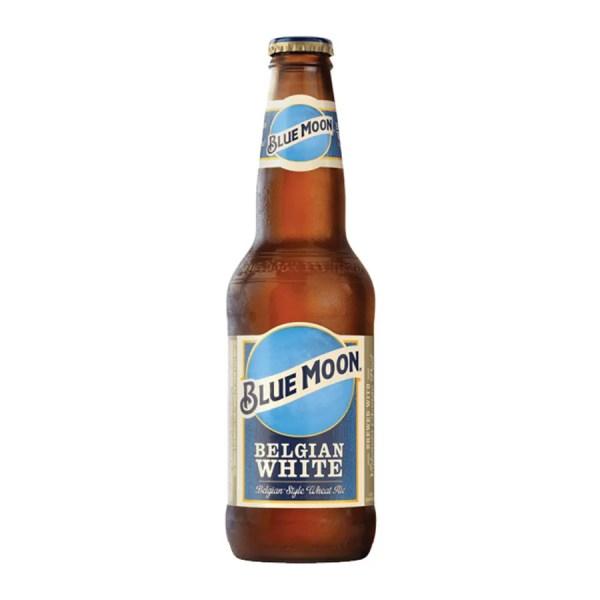 Blue Moon Belgian White Belgian Style Wheat Ale
