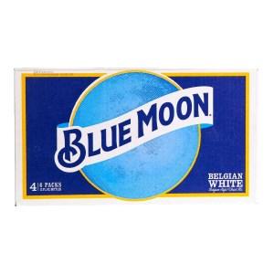 Blue Moon Belgian White 4x6 Pack