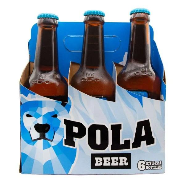 Pola Beer 6 Pack