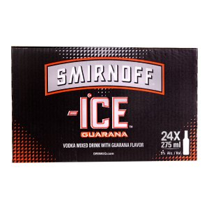 Smirnoff Ice Guarana 24 Case