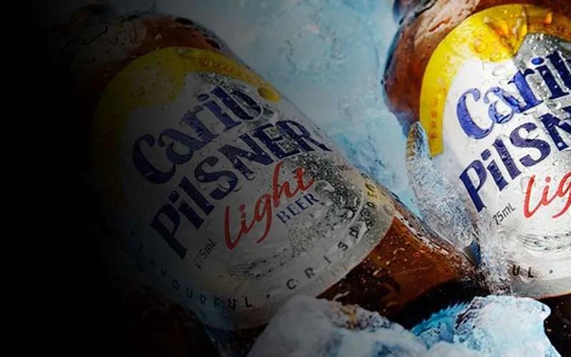 Carib Pilsner Light promo