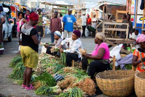 Increased access to small business loans through new project in Haiti