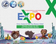 International & Multicultural Business Expo – Oct. 18, 2018
