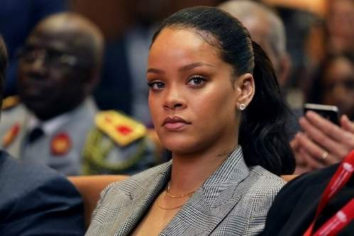 Barbados names pop star Rihanna as Ambassador