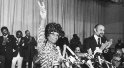 US Congress resolution honoring Shirley Chisholm