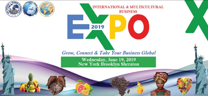 International & Multicultural Business Expo – June 19, 2019