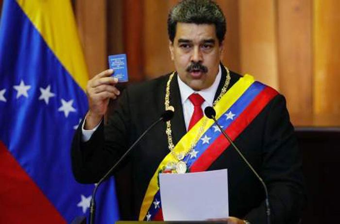 Venezuela's economy, political crisis