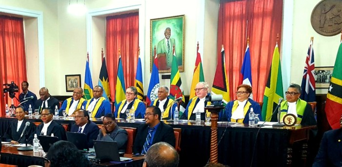 CCJ president says Caribbean people need more info about regional Court