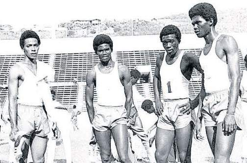 Noel Gray recalls heroics at first Gibson Relays in 1973